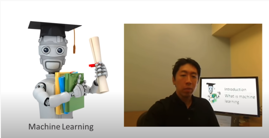 Best youtube channel for Machine Learning in 2020 Andrew Ng