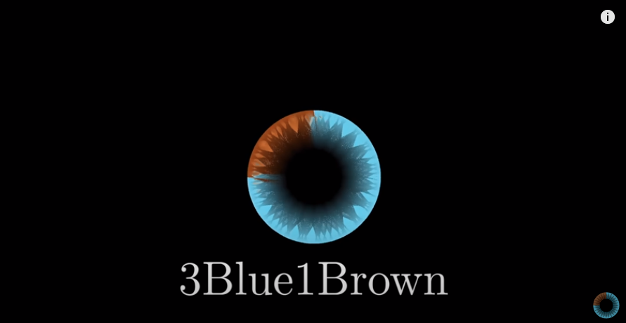 Best youtube channel for Machine Learning in 2020 3 brown 1 blue